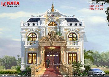 Lâu đài 2 tầng cổ điển tại An Giang – Mã số: LD 21034