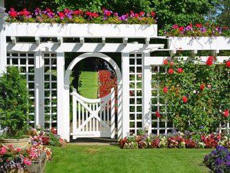 Kích thước cổng nhà theo thước lỗ ban hợp phong thủy