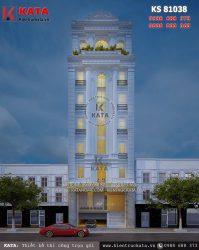 Khách sạn 3 sao đẹp mặt tiền 8m tại Quảng Ninh – Mã số: KS 81038