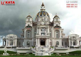 Biệt thự lâu đài đẹp nhất Việt Nam đẳng cấp tại Ninh Bình – Mã số: LD 11268