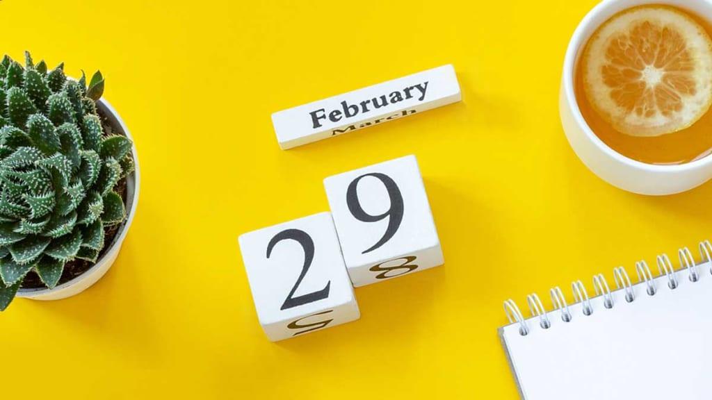 Ngày nhuận dương lịch là ngày 29 tháng 2