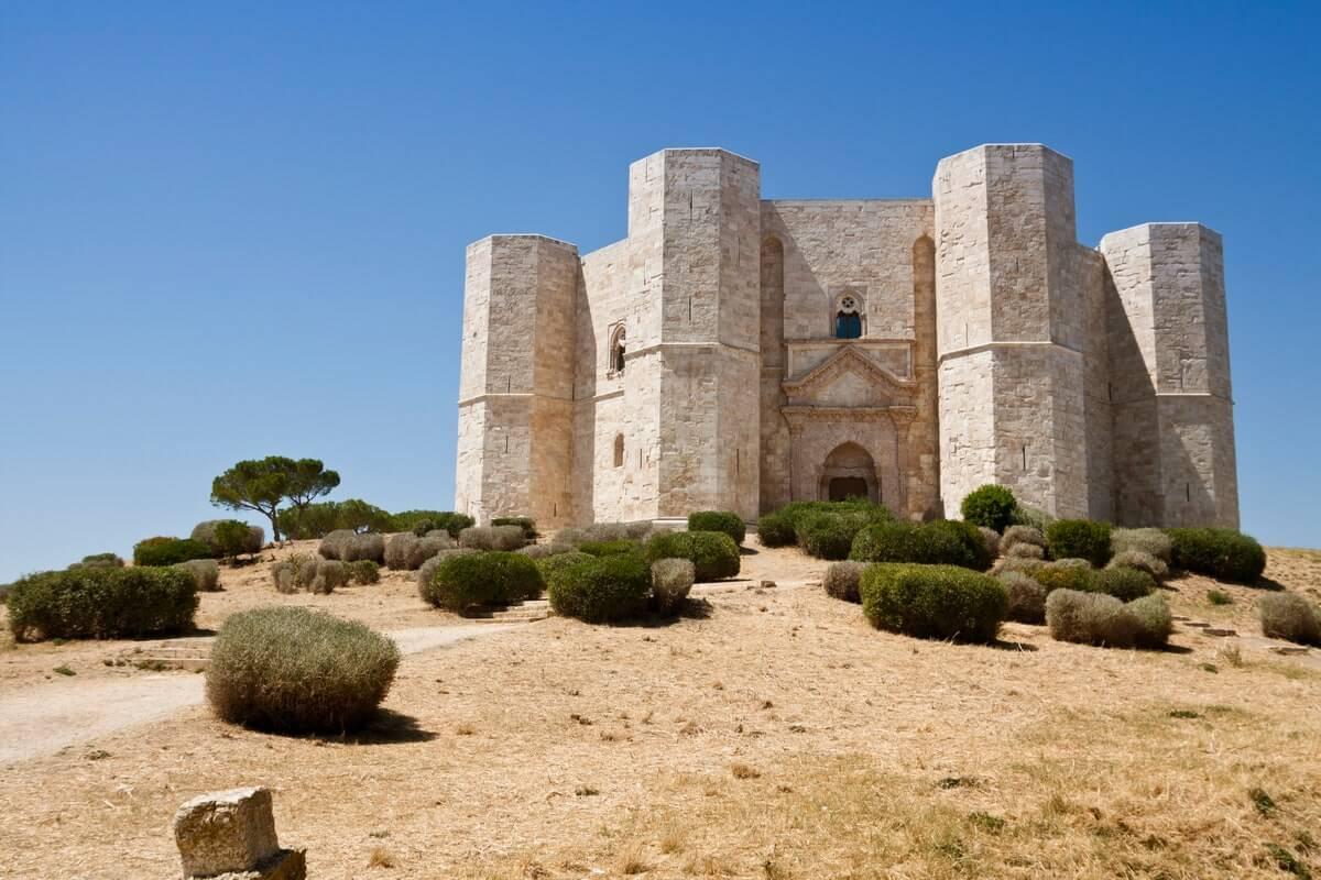 Castel del Monte ở Andria
