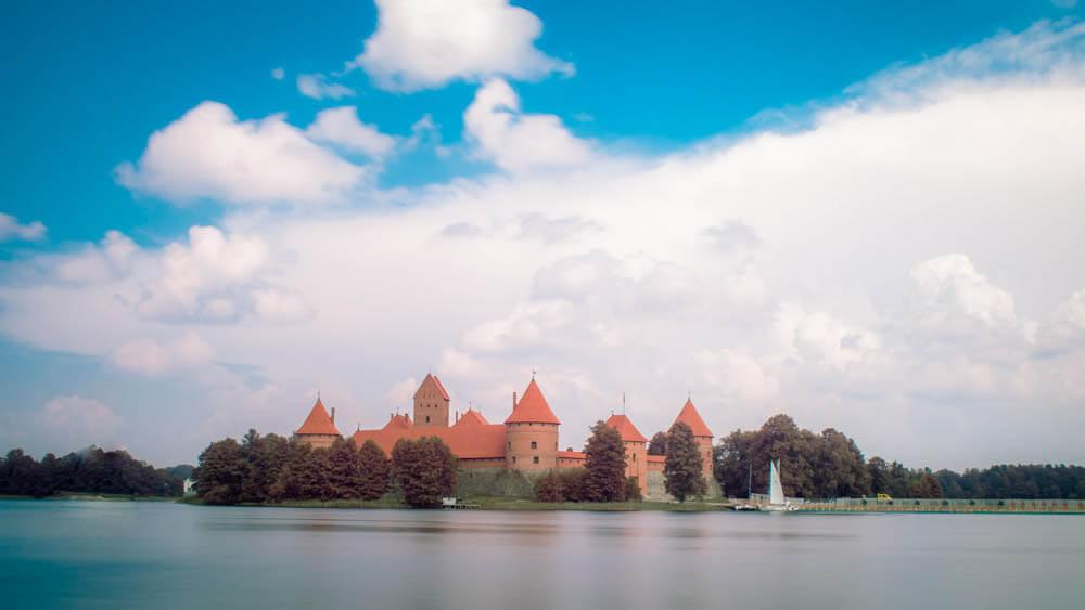 Lâu đài Trakai