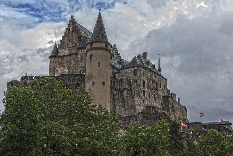 Lâu đài Vianden