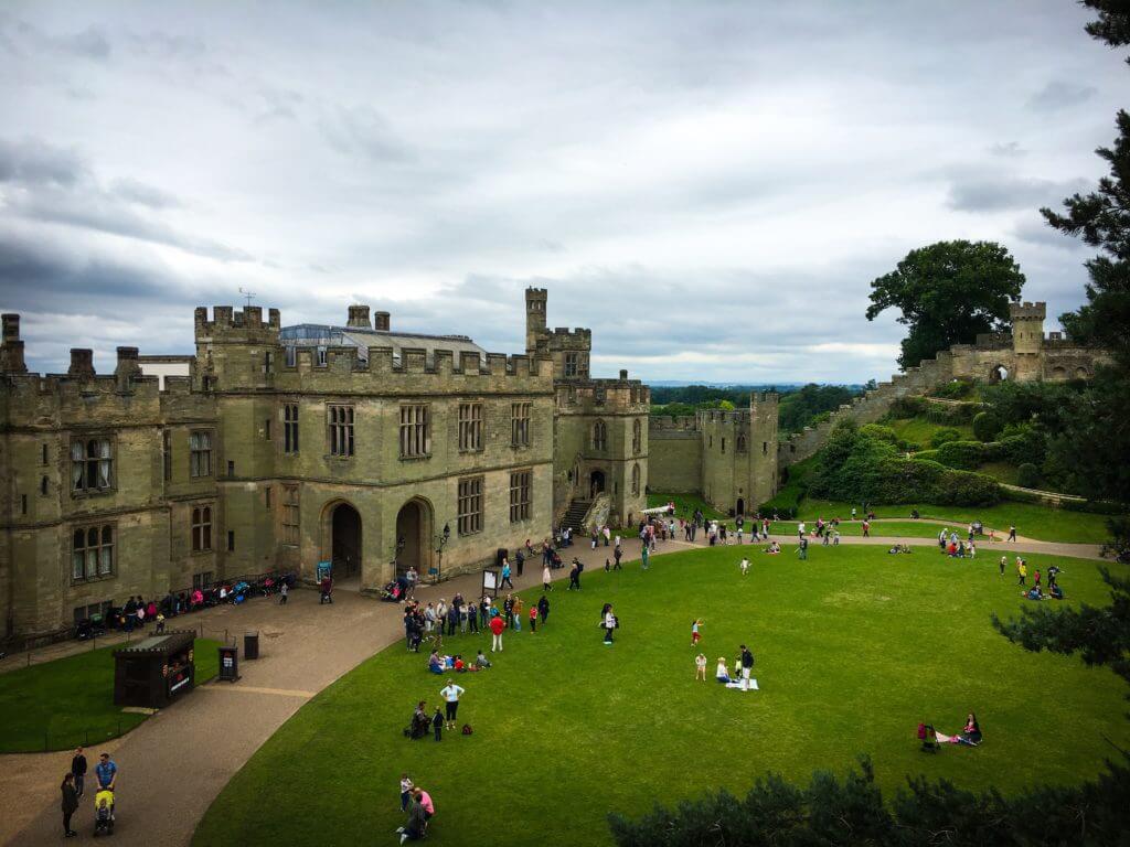 Lâu đài Warwick